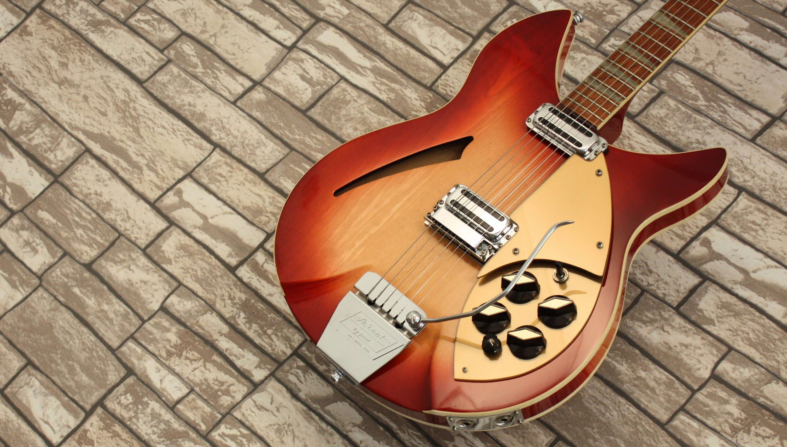 Rickenbacker Guitar Parts