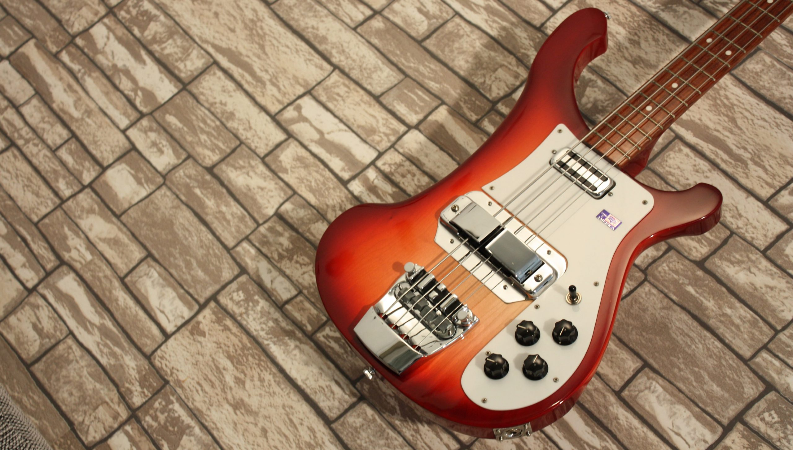 Rickenbacker Bass Parts