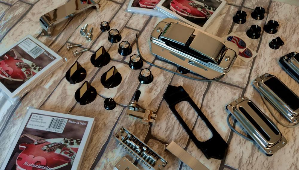 Rickenbacker Parts