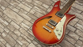 Duesenberg Double Cat 12-String Fireburst 2004