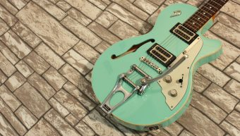 Duesenberg Starplayer 2 Surf Green 1996 Made in Germany