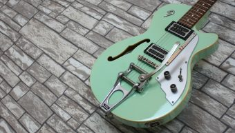Duesenberg Starplayer 2 Surf Green 1997 Made in Germany