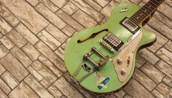 Duesenberg Starplayer TV Surf Green 2000