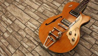 Duesenberg Starplayer TV Trans Orange 2016