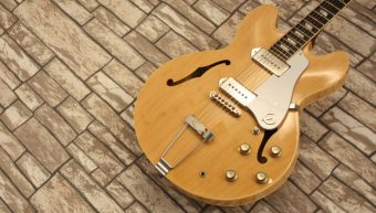 Epiphone 1965 Casino Elitist Natural 2006