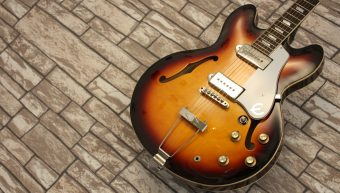 Epiphone Casino E230TD Inspired by John Lennon Sunburst 2011