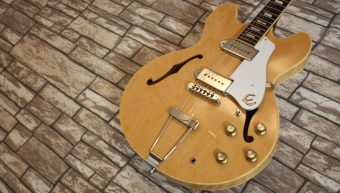 Epiphone Casino Elitist 1965 Natural 2006