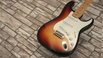 Fender Stratocaster 1958 Custom Shop Sunburst 1996