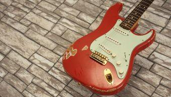 Fender Stratocaster 1962 Custom Shop Heavy Relic