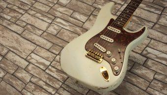 Fender Stratocaster Custom Shop 1964 Relic White 2006