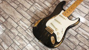 Fender 1955 Stratocaster Masterbuilt Greg Fessler Wildwood10 Heavy Relic 2019