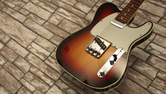 Fender Telecaster 1960 Custom Shop 1998 Ex Gernot Linke