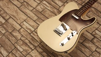 Fender American Deluxe Telecaster 60th anniversary 2011