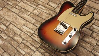 Fender American Deluxe Telecaster 3TSB 60's Anniversary 2006