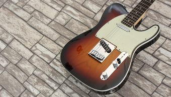 Fender American Deluxe Telecaster MN 3TS 60th Anniversary 2011