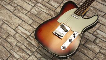 Fender American Deluxe Telecaster RW 3TSB 2013
