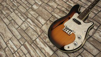 Fender Mandoline FM-61SE SB