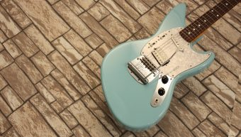 Fender Jag Stang Sonic Blue 2002-2004
