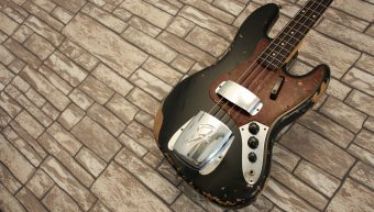 Fender Jazz Bass Relic 1964 Custom Shop 2012