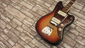 Fender Jazzmaster Sunburst 1970