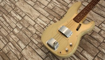 Fender Precision Bass 1959 Closet Classic Relic Custom Shop 2005
