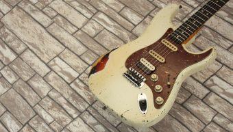 Fender Stratocaster 1963 Masterbuilt John Cruz Heavy Relic MBJC 2018