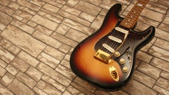 Fender Stratocaster Collectors Edition 1997