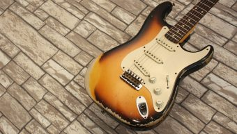 Fender Stratocaster 59 Sunburst Heavy Relic Custom Shop 2010