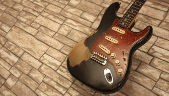 Fender Stratocaster 1961 Masterbuilt Dale Wilson 2016