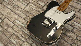 Fender Telecaster 1965 Custom Relic Custom Shop 2019