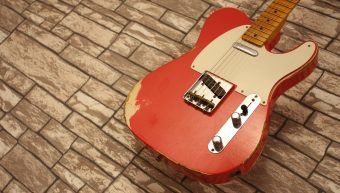 Fender Telecaster '55 Relic Custom Shop 2015 Wildwood 10