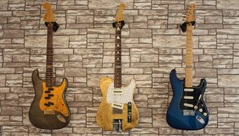 Fender The Hellecasters | Collection of 3 Guitars