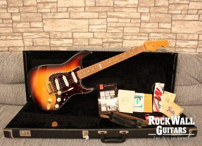 fender stratocaster collectors edition 1997 rockwall guitars fine rare vintage m nster. Black Bedroom Furniture Sets. Home Design Ideas