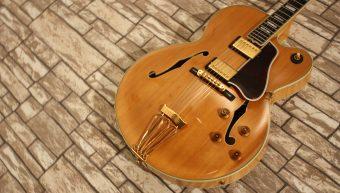 Gibson Byrdland Natural 1980