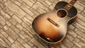 Gibson Nick Lucas Custom Shop Special Vintage Sunburst 2014