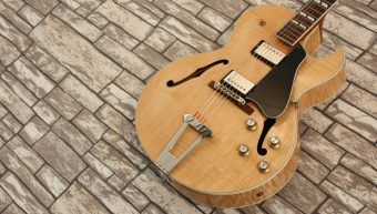 Gibson ES-175 Natural USA Figured Top 1998