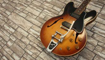 Gibson Custom ES 330 VOS 1959 Sunburst mit Bigsby 2012