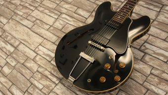 Gibson ES-330 VOS Vintage Ebony 2012