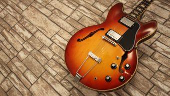 Gibson ES-335 Late 60s LightBurst 2016