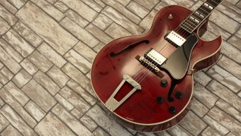 Gibson Es-175 Winered USA 2006 Figured Top