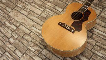 Gibson J-185 12-string 2005