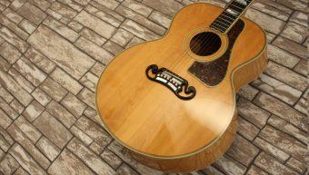 Gibson J-250 Presentation 17 of 101 1995