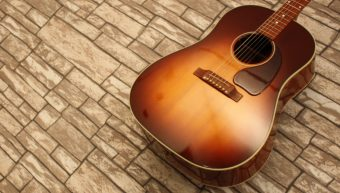 Gibson J-45 Granadillo Custom Shop 2015