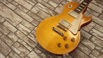 Gibson Les Paul Custom Shop 1958 Plaintop Reissue 2013 VOS