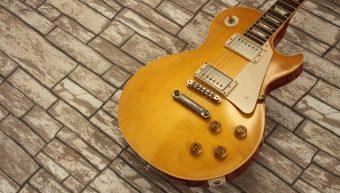 Gibson Les Paul Custom Shop 1958 Plaintop Reissue 2013 VOS