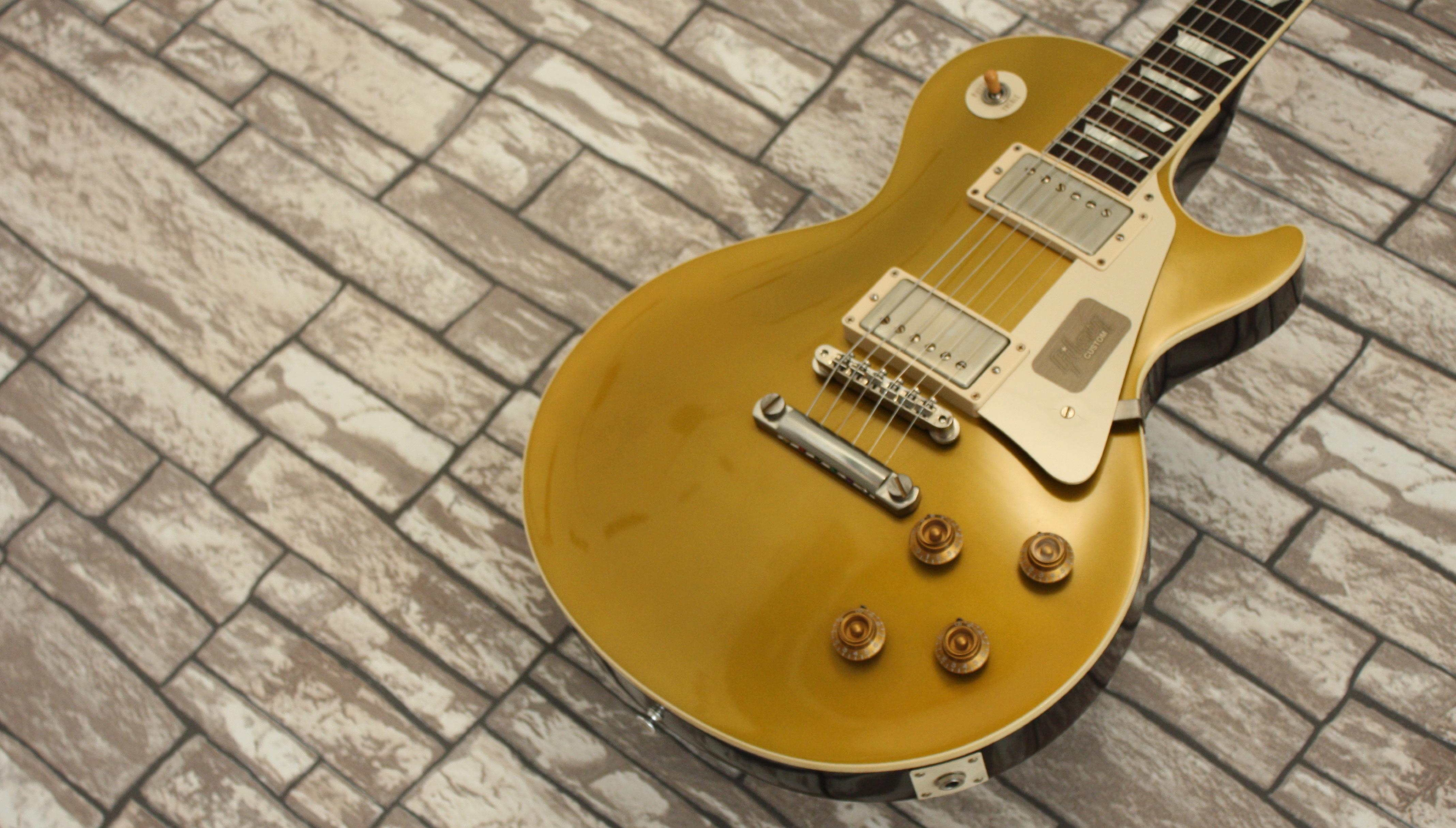 Gibson Les Paul 1957 Goldtop