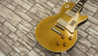 Gibson Les Paul 57 Reissue Goldtop VOS Custom Shop 2013