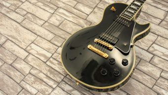 Gibson Les Paul Custom 54 Reissue Black Beauty 1993