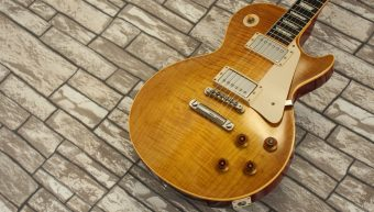 Gibson Les Paul Custom Shop 1959 Reissue Historic Collection Killertop 2000