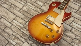 Gibson Les Paul Custom Shop 1958 Chambered Reissue VOS 2009